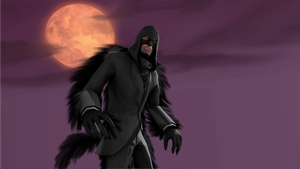 Amicus transformation into a werewolf [Request] by TheLisa120