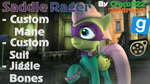 [DL] Saddle Rager model by Croco322