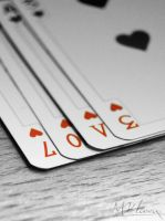 Love is a Game by klakier666