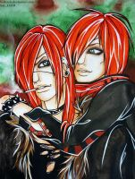 Do you love me? (Badou x Lavi) by KaiLEECH