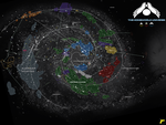 Homeworld Universe Map V.2 by Norsehound