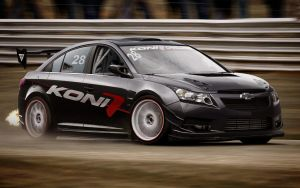 Chevrolet Cruze by BramDC