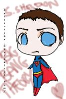 Super Sheldon Cooper by Kairi-Rika