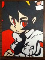 Filia painting by TheScarecrowOfNorway