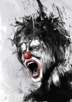 Clown by soltib
