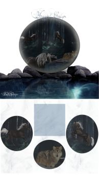 Hazzel layout order with ore by LeatherHearts