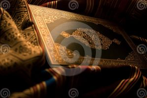 The holy Quran by SaajidAkram