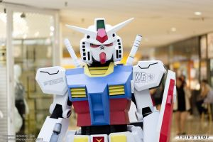 RX-78 Gundam 04 by thirdstop
