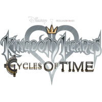 Kingdom Hearts - Cycles of Time Game Logo by todsen19