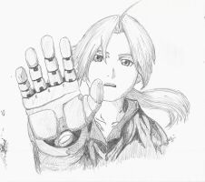 Another I'm Bored Edward by seto2112