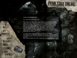 Punk Star Online Design by butters4life