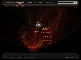 New WEBSITE by cmg2901