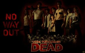 The Walking Dead Wallpaper by aycatanrikulu
