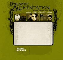 Dynamic Augmentation Interface by supermanisback