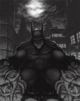 Batman Noir by jonlarkins