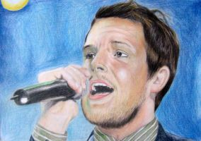 Brandon Flowers by i-like-balloons