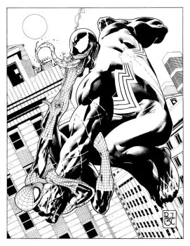 Other Spider- Man comission by PauloSiqueira