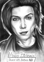 Concert's Gift - ONE - Andy Biersack by KatarinaAutumn