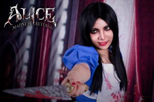 COS-ALICE MADNESS RETURNS-5 by alexzoe