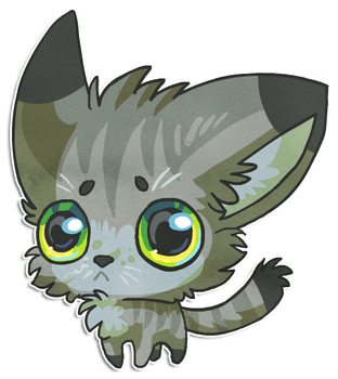 Free cat thingy by griffsnuff