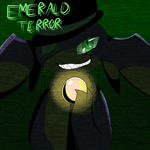 Emerald Terror by shinysentret