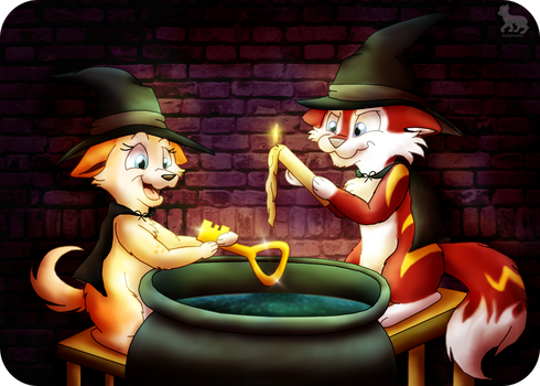 The Wax Divination by Adamiro