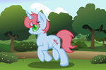 Gabby's Rebooted Pony by SarahThePegasister