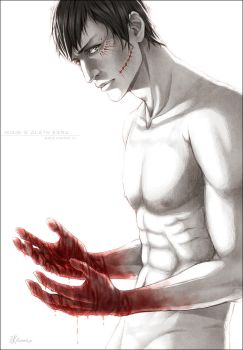 SNK - This Blood on Our Hands - Bertolt by alatherna