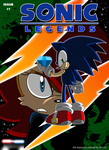 Sonic Legends Issue 1 by AnTyep