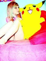 Pikachu still loves me. by HeatherWhat
