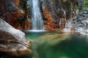 Arado Waterfall by skypho
