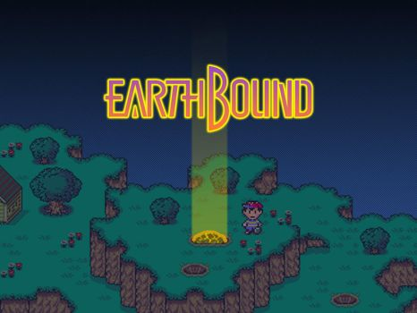 Earthbound wallpaper by jhroberts