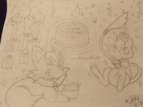 .:~*Happy Birthday to Me*~:. by SonicPokemonPrincess