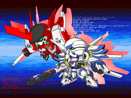 SD Alteisen + Weissritter by eyetypher