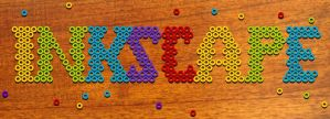 Perler Beads with Inkscape by Chrisdesign