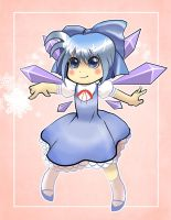 Cirno for Sof-Sof by AtomicTiki