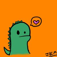 Dino by xXJustBelieveInMeXx