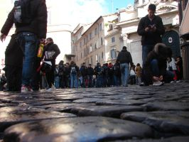 Cobbled Streets by Dreamweaver38