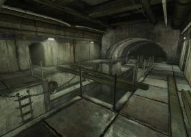Modular Sewer Environment by Jacob-3D
