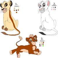 Male Cub Adopts-CLOSED by TwilightLuv10