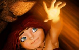 Croods by david4815162342