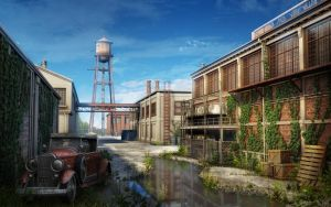 Industrial District (EH) by owen-c