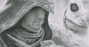 Assassins Creed Revelations Art by Antonios-Arts