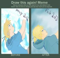 draw this again meme tetrarools style! by tetrarools