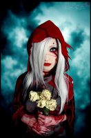 Akaneiro: Demon Hunters -  Red Riding Hood by Katy-Angel