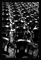 empty chairs... by salihguler