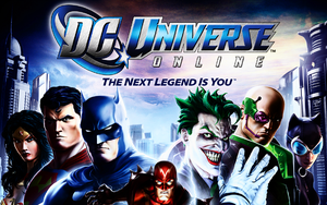 DC Universe Online Wallpaper by CrossDominatriX5