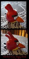 Red Bird - Angry Birds by agataylor