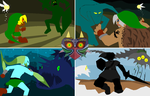 The Battle for Termina by Super-Sonic-101