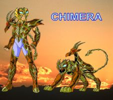 Chimera by FaGian